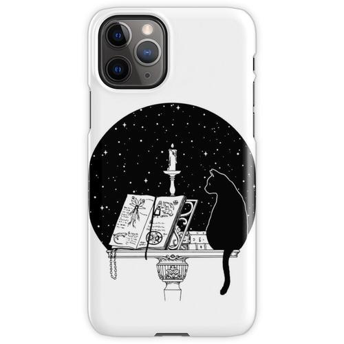 Die Katze und die Kerze iPhone 11 Pro Handyhülle