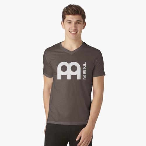 Meinl Becken t-shirt:vneck