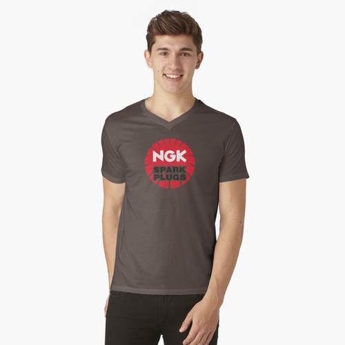 Meistverkaufte NGK t-shirt:vneck