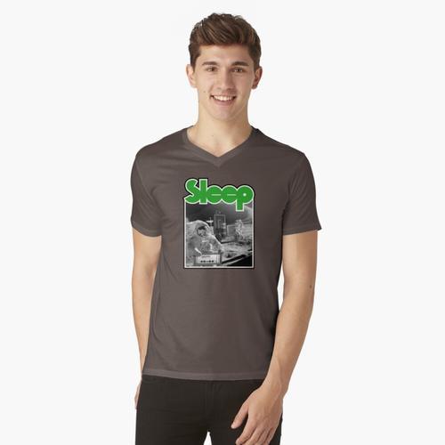 Schlafband t-shirt:vneck