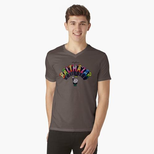 Balthasar t-shirt:vneck