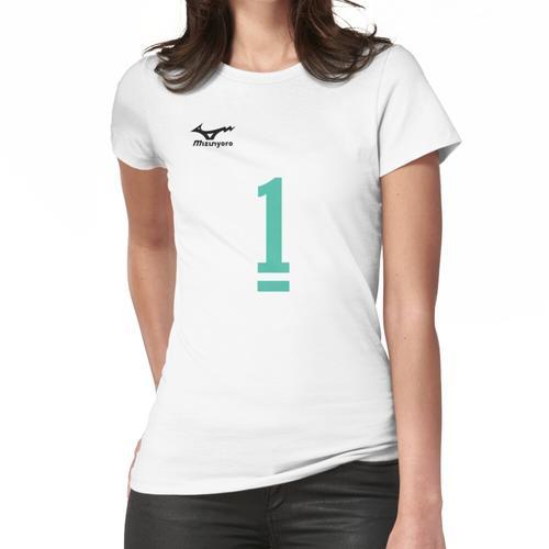 Haikyuu Oikawa Trikot Frauen T-Shirt