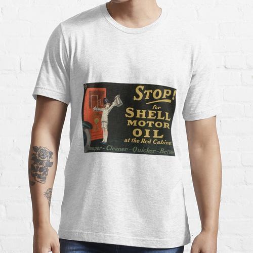 Shell Motoröl Essential T-Shirt