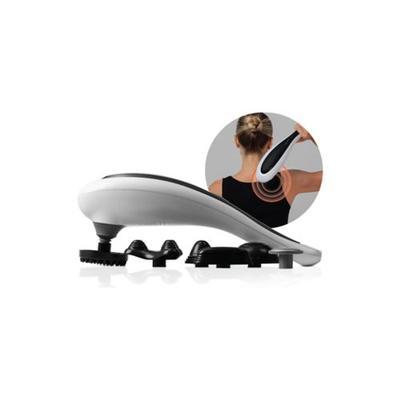 Sharper Image Black Massager Multi-Node Cordless