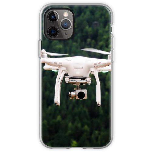 Fliegende Drohne Flexible Hülle für iPhone 11 Pro