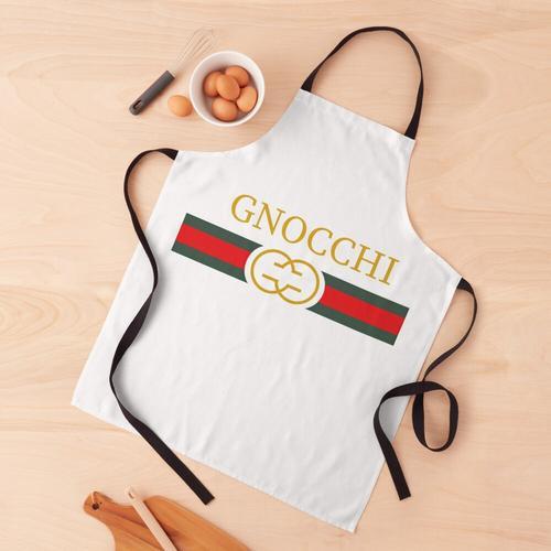Gnocchi Gold Schürze