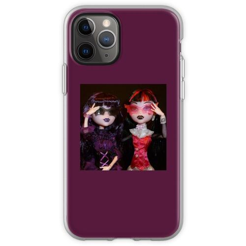 Monsterhohe Puppen Flexible Hülle für iPhone 11 Pro