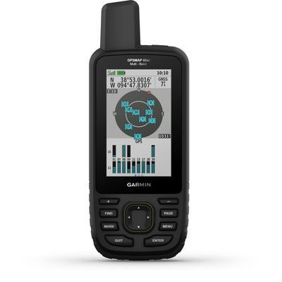 Garmin GPSMAP 66sr GPS in schwar...