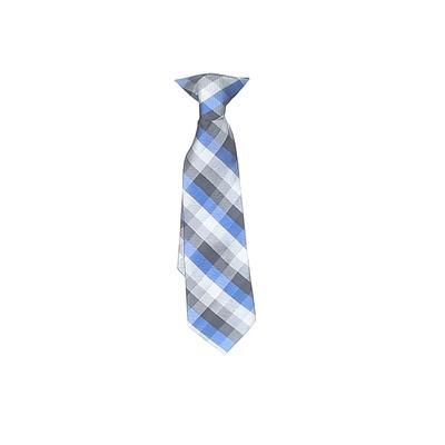 Assorted Brands Necktie: Blue Pl...