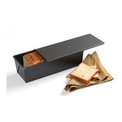 Moule à pain de mie avec couvercle 30,7 x 12 x 9 cm Patisse