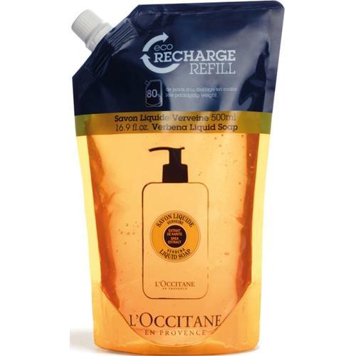 L'Occitane Nachfüllpackung Shea Flüssigseife Verbene 500 ml