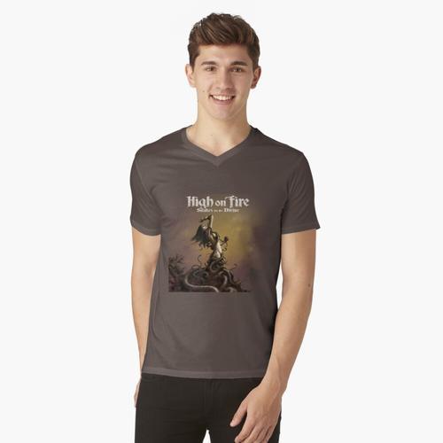 Freebooter t-shirt:vneck