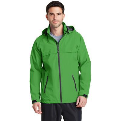 Port Authority J333 Torrent Waterproof Jacket in Vine Green size XS | Polyester