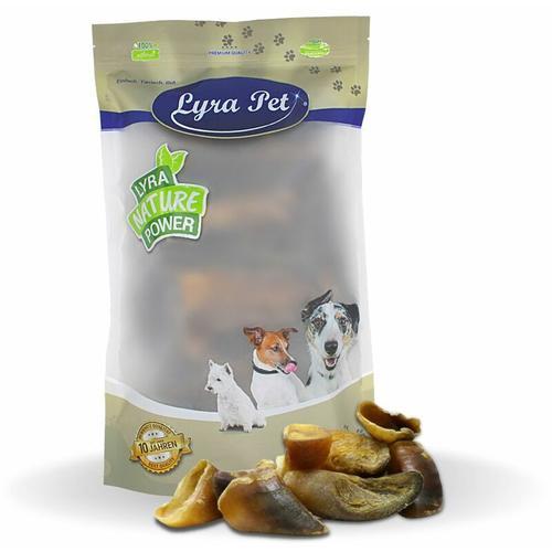 100 Stk. Lyra Pet® Rinderhufe ca. 4,5 kg