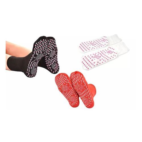 Turmalin-Socken: Schwarz/1