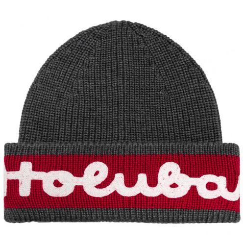 Holubar - Holubar Hat - Mütze Gr One Size schwarz/rot