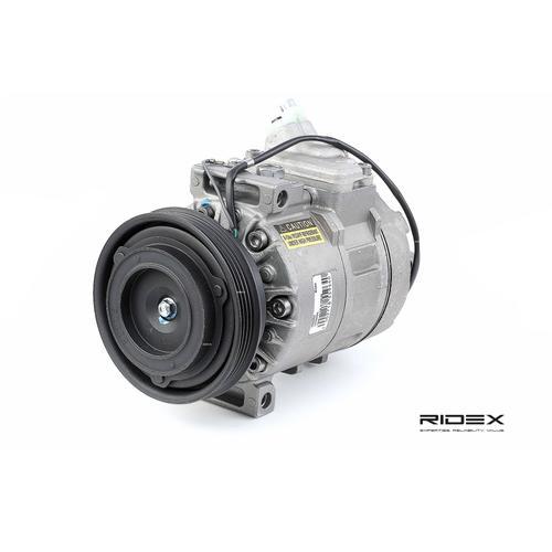 RIDEX Kompressor 447K0098 Klimakompressor,Klimaanlage Kompressor AUDI,VW,SKODA,A4 8D2, B5,A6 Avant 4B5, C5,A4 Avant 8D5, B5,A6 4B2, C5