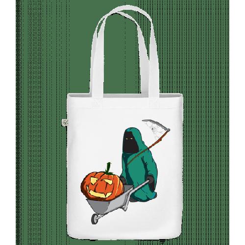 Halloween Sensenmann - Bio Tasche