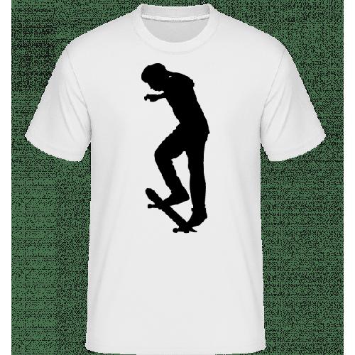 Skateboard Ollie - Shirtinator Männer T-Shirt