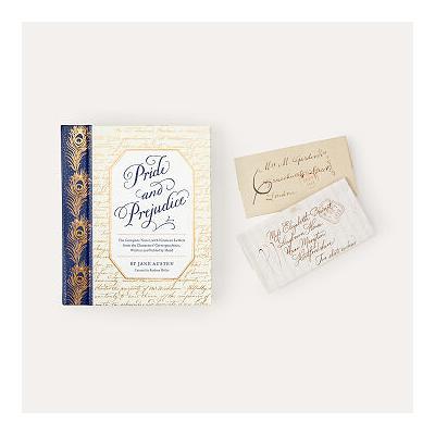 Pride and Prejudice Novel Gift Set