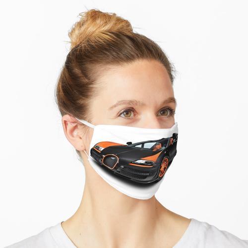 Bugatti Auto Maske