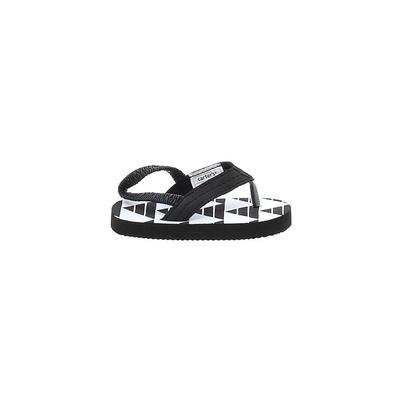 Carter's Sandals: Black Solid Sh...