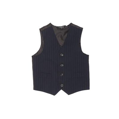 Sahara Club Tuxedo Vest: Blue St...
