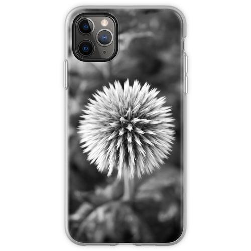 Kugeldistel Flexible Hülle für iPhone 11 Pro Max
