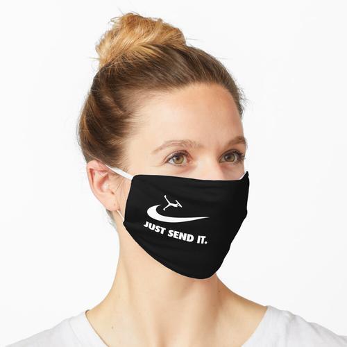 Wir Bodyboard // Einfach senden !! - Bodyboarding Maske