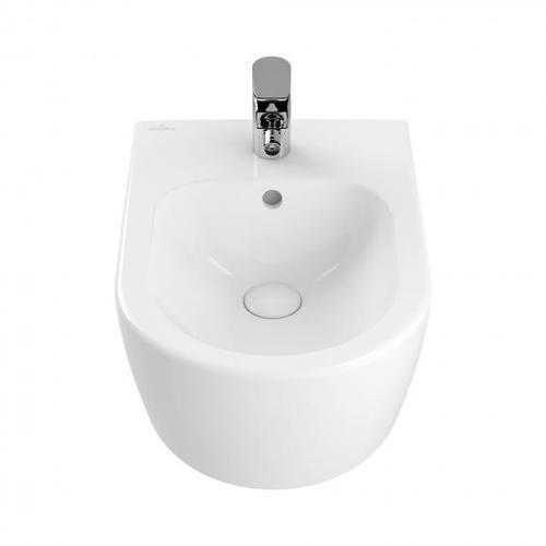 Villeroy & Boch Avento Wand-Bidet L: 53 B: 37 cm weiß 54050001