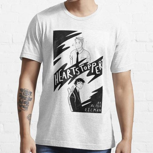Heartstopper Essential T-Shirt