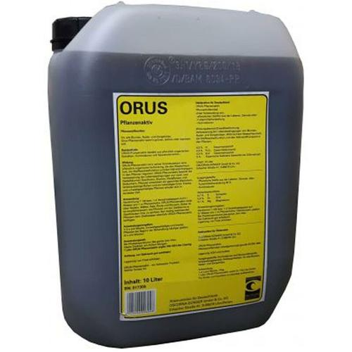 Orus Pflanzenaktiv 10 Liter - Oscorna