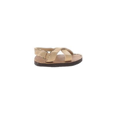 Baby Gap Sandals: Tan Solid Shoe...