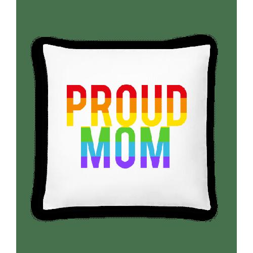 Proud Mom Rainbow - Kissen