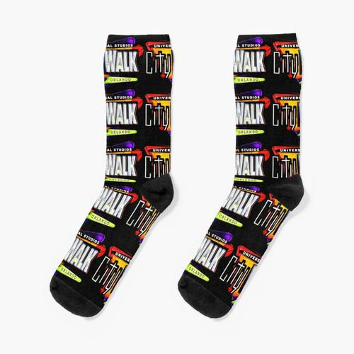 Universal CityWALK Orlando Socken