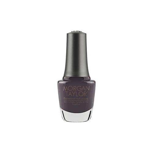 Morgan Taylor Nägel Nagellack Grey & Black Collection Nagellack Nr. 04 Gray 15 ml