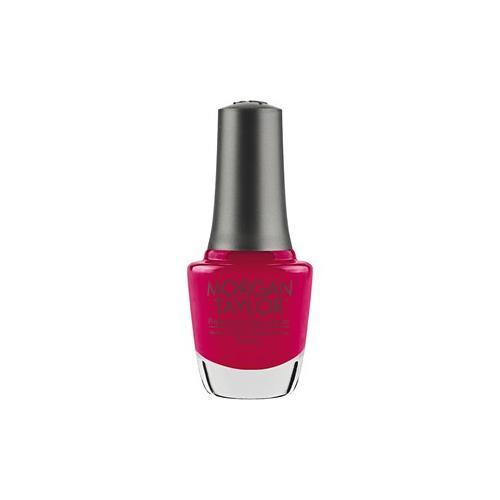 Morgan Taylor Nägel Nagellack Red Collection Nagellack Nr. 07 Crimson 15 ml