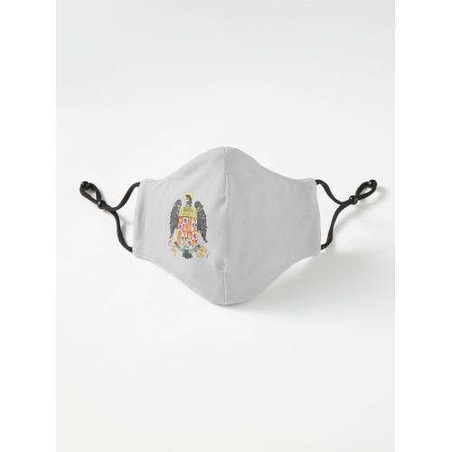 Spanische Reichsfahne Maske