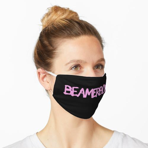Beamer Boy - kleiner Emo Peep Maske