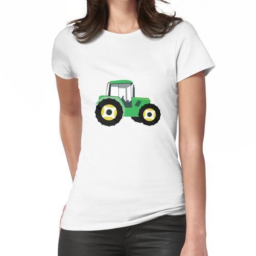 Traktor LKW Landmaschinen Frauen T-Shirt