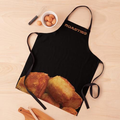 Braten - Bratkartoffeln Schürze