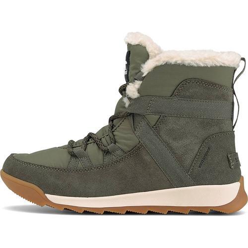 Sorel, Winter-Boots Whitney Ii Flurry in khaki, Boots für Damen Gr. 37