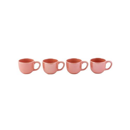 Tassen-Set, 4-tlg. IMPRESSIONEN living rosa