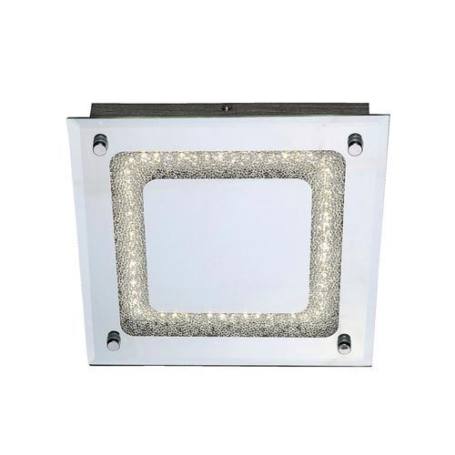 LED-Deckenleuchte 'Glitter' Näve Chrome