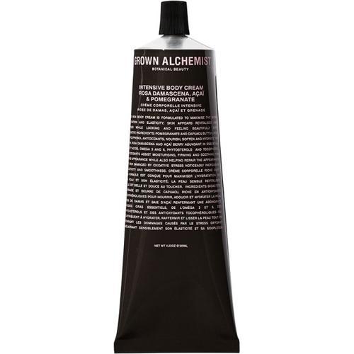 Grown Alchemist Intensive Body Cream Rosa Damascena Acai & Pomegranate 120 ml Körpercreme