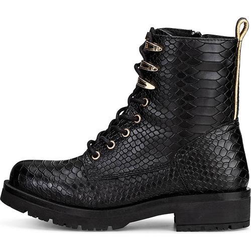 COX, Trend-Boots in schwarz, Boots für Damen Gr. 38