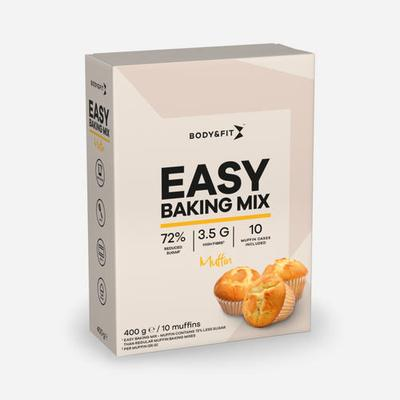 Body&Fit Easy Baking Mix - Muffin