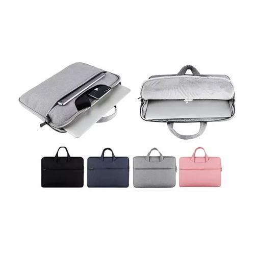 Laptop-Tasche: Grau/ 14