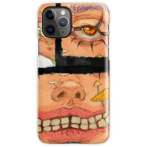Zahnfleischentzündung iPhone 11 Pro Handyhülle