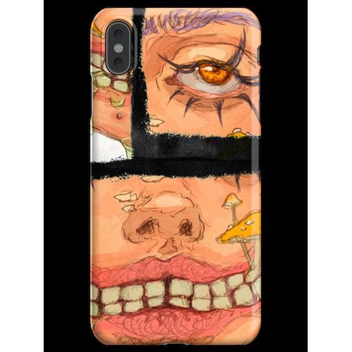 Zahnfleischentzündung iPhone XS Max Handyhülle